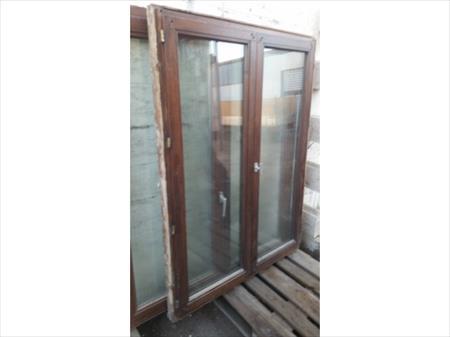 Châssis Fenêtres Portes Fenêtre Bois Occasions Et Destockage En