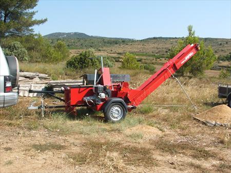 combin bois de chauffage occasion tracteur agricole. Black Bedroom Furniture Sets. Home Design Ideas