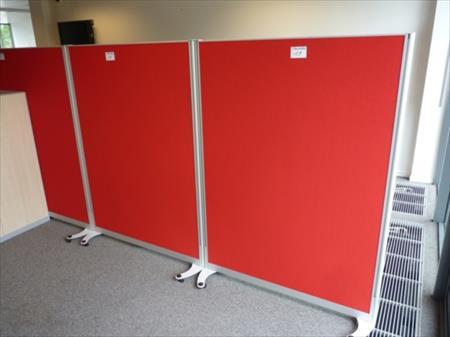 cloisons amovibles modulables pour sÉparation bureaux occasions et