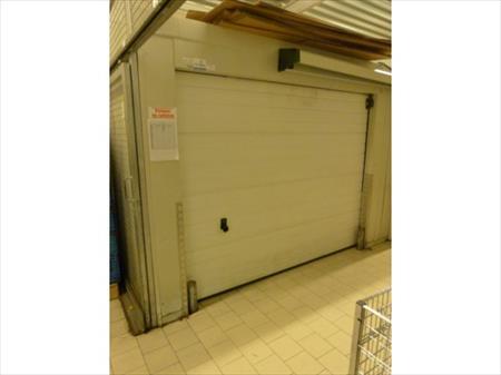 Chambre froide positive zanotti msb225t131f zanotti 200 - Chambre froide d occasion belgique ...