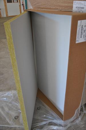 isolation panneaux laine de roche entretoises. Black Bedroom Furniture Sets. Home Design Ideas