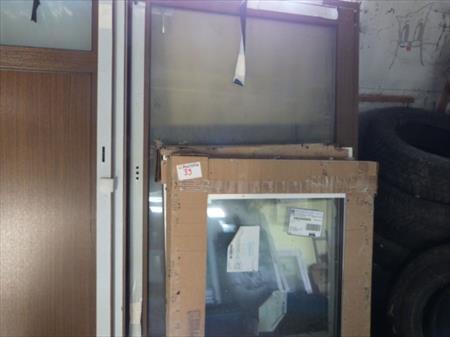 Châssis Fenêtres Portes Fenêtre Pvc Occasions Et Destockage En