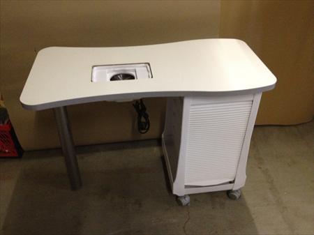 table de manucure sibel 200 62110 henin beaumont. Black Bedroom Furniture Sets. Home Design Ideas