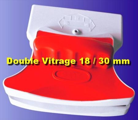 lave vitre aimant pour double vitrage m canisme chasse d. Black Bedroom Furniture Sets. Home Design Ideas