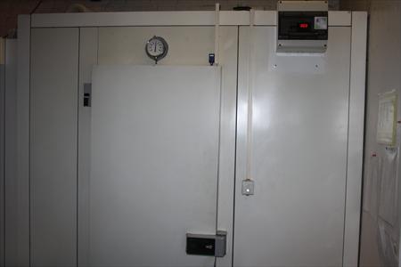Chambres froides froid n gatif occasions et destockage en - Chambre froide d occasion belgique ...