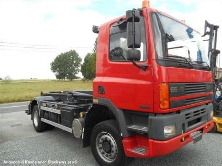 camion ptac 3 5t benne amovible bras daf ati 65 210 4x4 25000 7972 quevaucamps. Black Bedroom Furniture Sets. Home Design Ideas