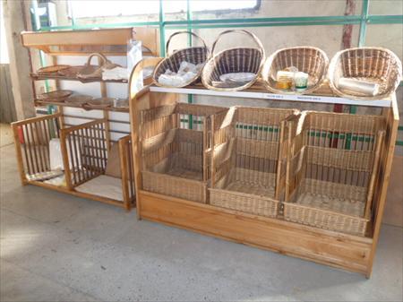 paneti res pr sentoirs pain en aquitaine occasion ou. Black Bedroom Furniture Sets. Home Design Ideas