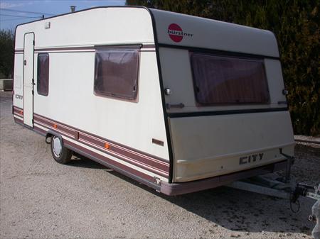 caravane 4 5 places m burstner 2300 84510 caumont sur durance vaucluse provence. Black Bedroom Furniture Sets. Home Design Ideas