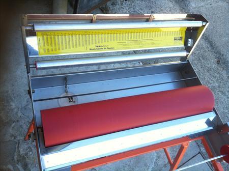 Encolleuse papier peint cb 70 th ard th ard 150 01300 belley ain rhone alpes annonces - Table a tapisser professionnel ...